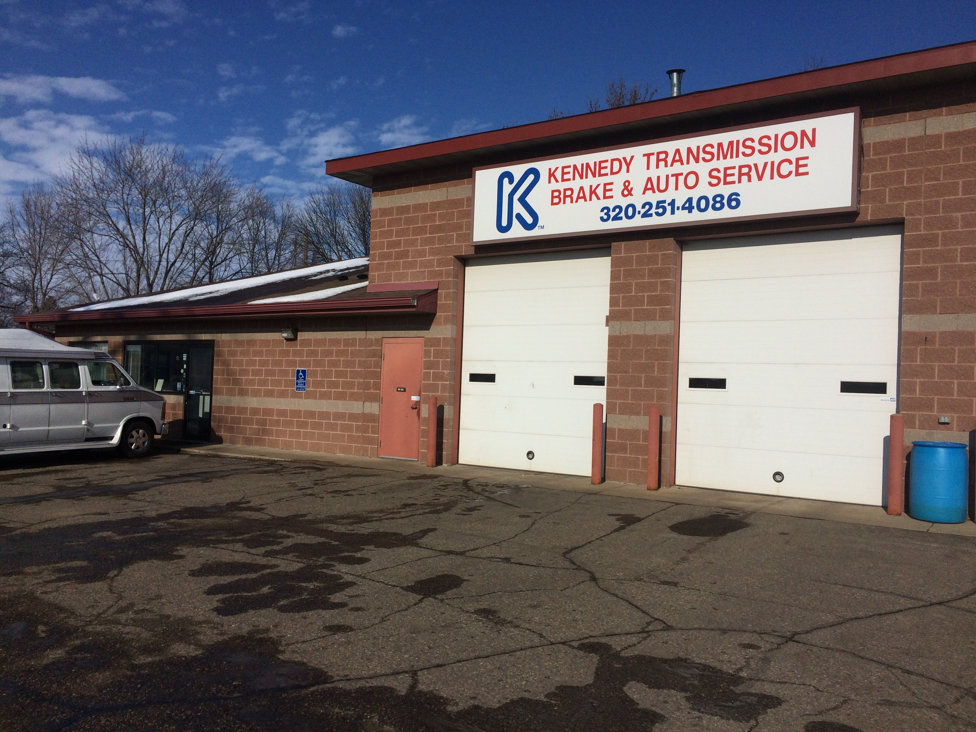 Waite Park Transmission and Brake Repair | Kennedy ...