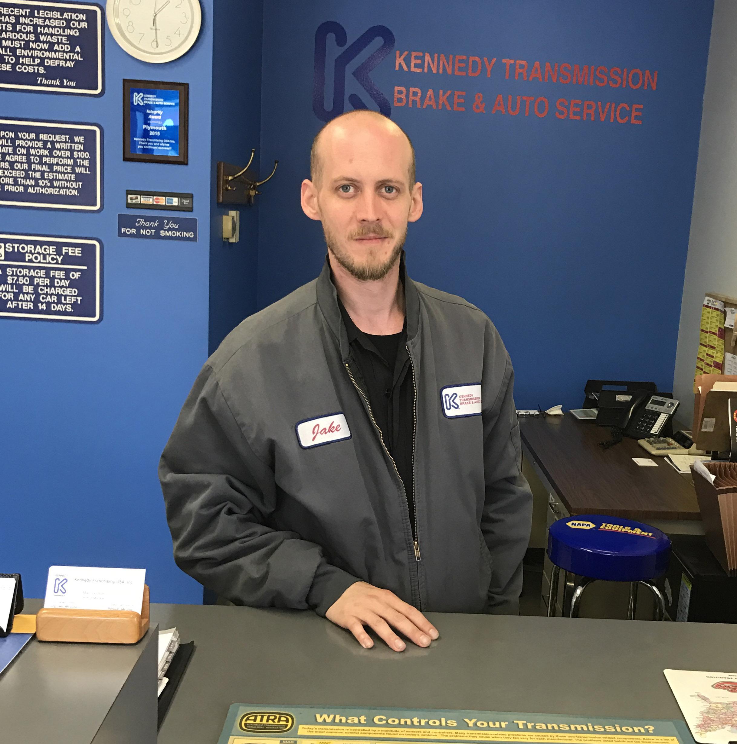 Jake Schneidewind - Service Manager