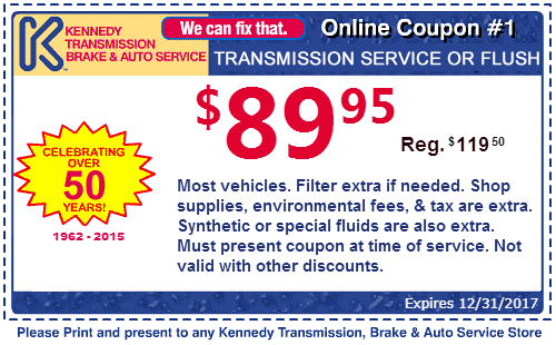 Coupon transmission service
